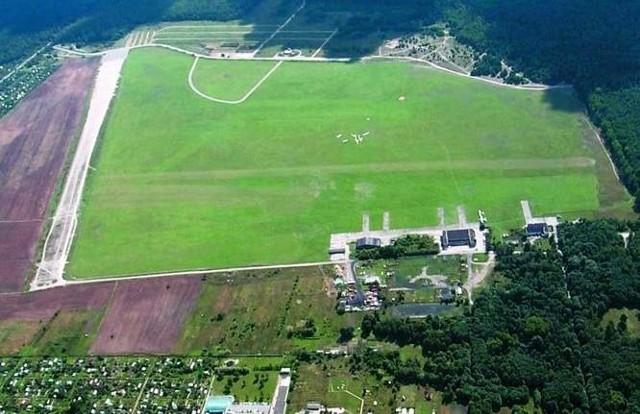 Obok lotniska może powstać supermarket.