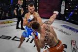 Mateusz Makarowski z Jarosławia wygrał w debiucie na gali Babilon MMA