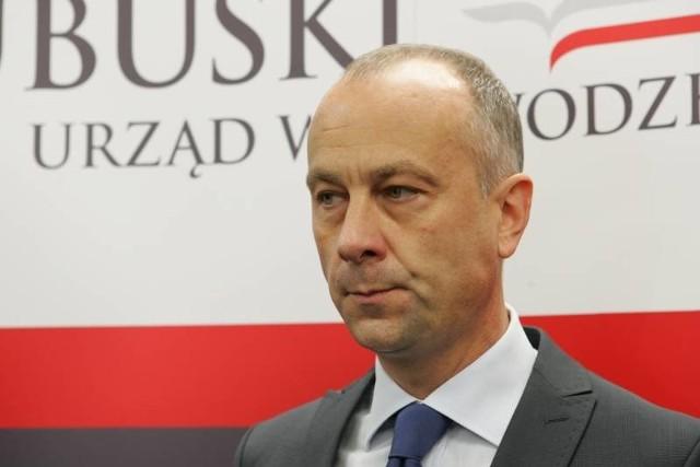 Marcin Jabłoński rozpoczyna pracę w ministerstwie spraw wewnętrznych.