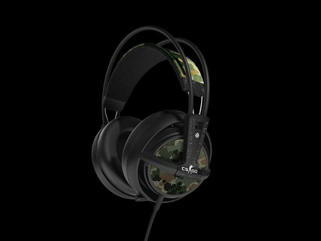 SteelSeries Siberia v2 Counter-Strike: Global Offensive HeadsetSteelSeries Siberia v2 Counter-Strike: Global Offensive Headset