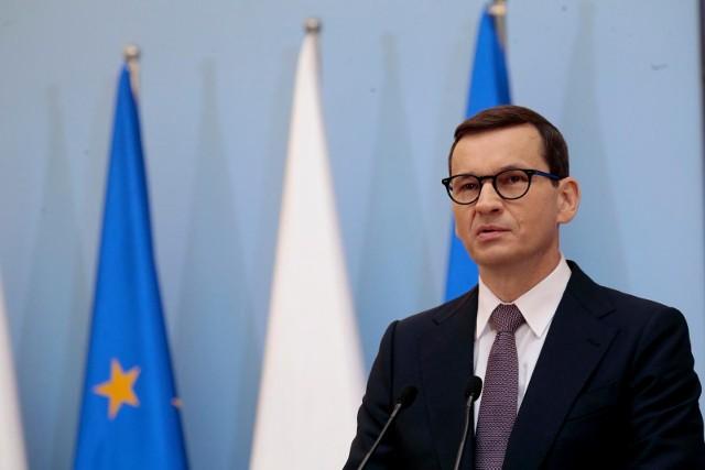 W Karpacz premier Mateusz Morawiecki spotkał się z premierem Ukrainy.