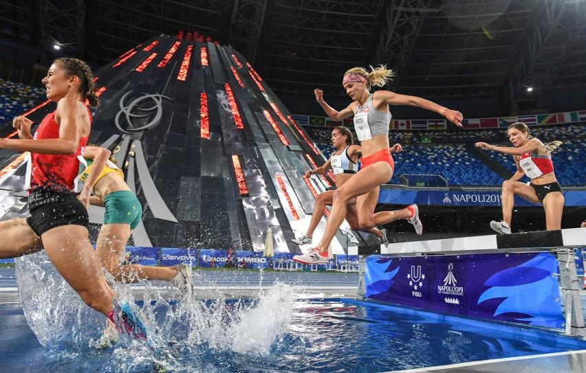 Alicja Konieczek w świetnym stylu wygrała bieg na 3000...