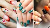 Paznokcie na jesień 2019. Zobacz najmodniejsze wzory na paznokcie. Takie są aktualne trendy w manicure na jesień 2019!