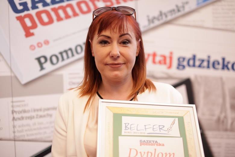 Anna Ziemiańczyk z SP w Radomicach wygrała plebiscyt i...