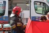 Jastrzębie-Zdrój. Jeep wjechał w motorower. Zginął 52-letni mężczyzna. Sprawca wypadku uciekł z miejsca zdarzenia