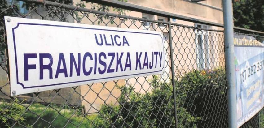 Ulica Franciszka Kajty
