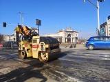 Dziś kładą asfalt na placu Orlat Lwowskich (ZOBACZ)