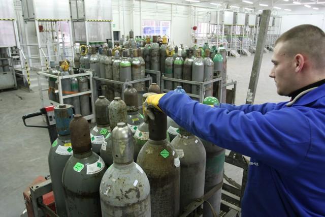 Amco-Gaz rozwija się bardzo dynamicznie