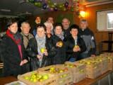 Caritas Gorlice rozdał mieszkańcom 10 ton jabłek