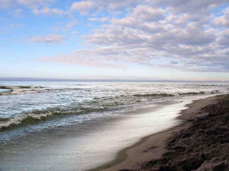 Brzeg Bałtyku