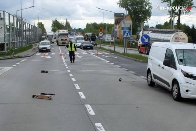 O likwidację przejścia dla pieszych na DK 81 zawnioskowała policja.