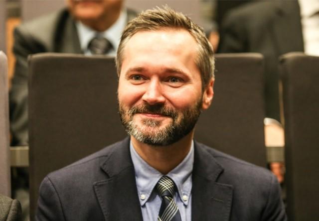 Jarosław Wałęsa jest posłem do Parlamentu Europejskiego