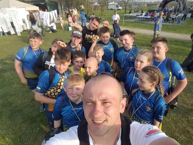 W maju drużyna Akademii Rugby Hegemon z Bytomia wybiera się na turniej Minirugby 6 Nations we Włoszech