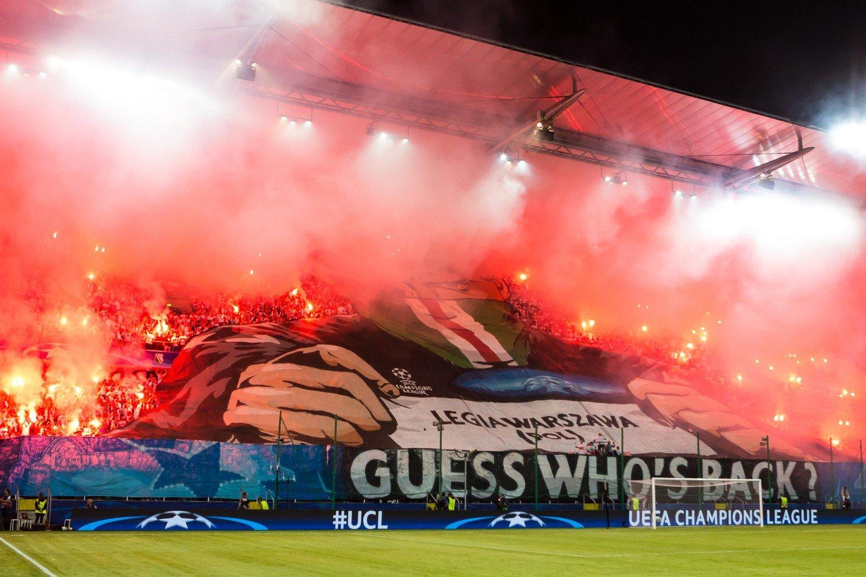 Zupełnie nowe Lechia Gdańsk - Legia Warszawa. Legia zagra w niedzielę w Gdańsku BP25
