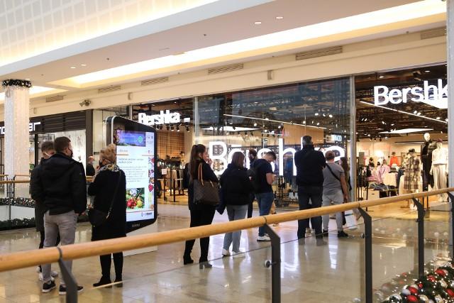 Zakupy mikołajkowe 6 grudnia w galerii handlowej