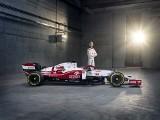 Zobacz, jak wygląda bolid Alfa Romeo Racing Orlen na sezon 2021 [ZDJĘCIA]