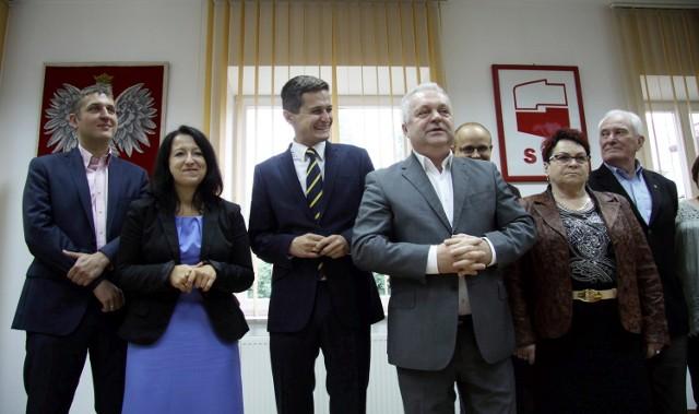 Lubelscy działacze lewicy podpisali porozumienie wyborcze