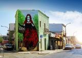 Ogromne obrazy na ścianach budynków. Zobacz najpiękniejsze murale na świecie [ZDJĘCIA]