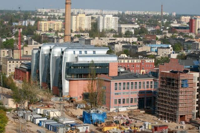 EC1 Wschód i Zachód będzie częścią Nowego Centrum Łodzi