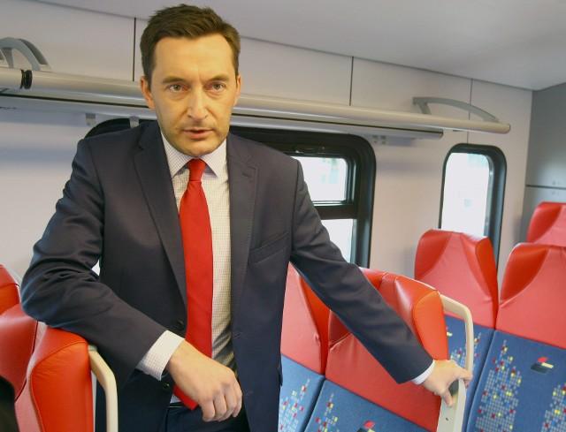 Adrian Furgalski z Zespołu Doradców Gospodarczych TOR