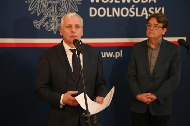 Jarosław Obremski, wojewoda dolnośląski