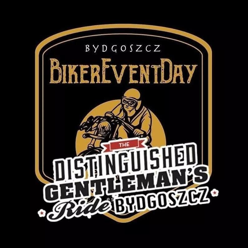 Tak wygląda nakładka profilowa DGR Bydgoszcz. Dołącz do świata motocyklistów-dżentelmenów