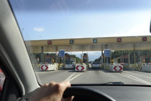 Korki na A1 tworzą się przy wjeździe w Nowej Wsi w kierunku Gdańska.