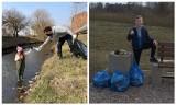 Sprzątanie Białegostoku. Puszki, butelki, torebki z psimi odchodami. Takie rzeczy znajdowali podczas społecznego sprzątania miasta (zdjęcia)
