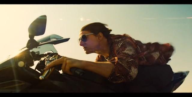 Mission Impossible 5 - Rogue Nation. Tom Cruise ponownie jako Ethan Hunt. Premiera filmu w lipcu 2015 r.