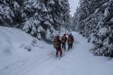 Tatry. Polscy turyści zabłądzili na szlaku w skrajnie trudnych warunkach. Są wycieńczeni [ZDJĘCIA]