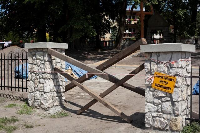 Nekropolia w Łagiewnikach