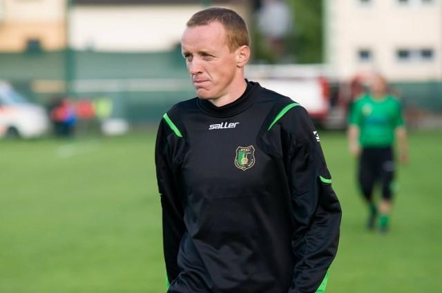 Paweł Wtorek to nowy trener Sokoła Nisko, wcześniej pracował między innymi w Stali Stalowa Wola