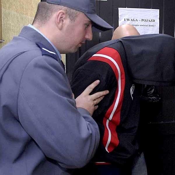Napastników ujęli policjanci z Żurawicy.