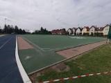 W Grójcu trwają prace nad przebudową dwóch boisk przy szkołach. Kiedy koniec robót?