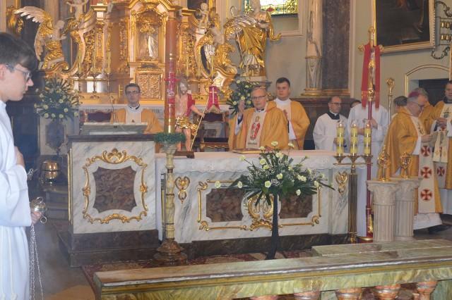 Wspólnej modlitwie przewodniczył bp Antoni Długosz z Częstochowy.