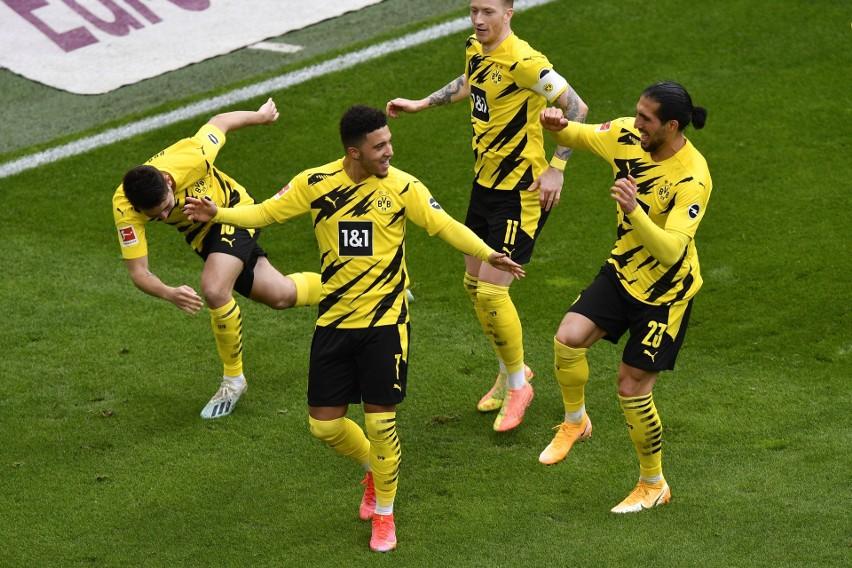 Borussia zwycięża w hicie, Bayern Monachium mistrzem Niemiec!