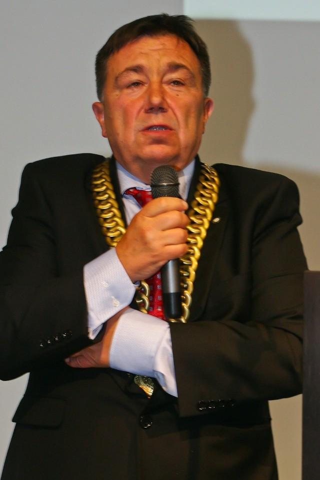mecenas Andrzej Grabiński