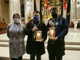 Pabianice. Harcerze wędrują z Betlejemskim Światełkiem Pokoju ZDJĘCIA