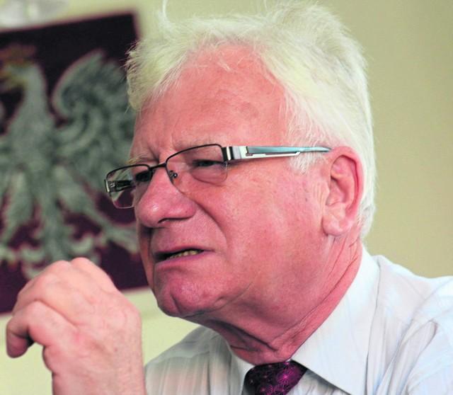 Burmistrz Sulechowa Ignacy Odważny