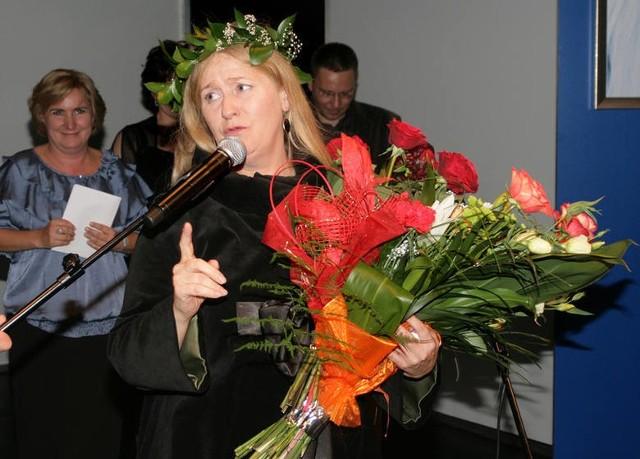 Tak miał być jubileusz 40 - lecia pracy scenicznej Danuty Doleckiej...Jak jubileusz 30 lecia w 2010 roku.