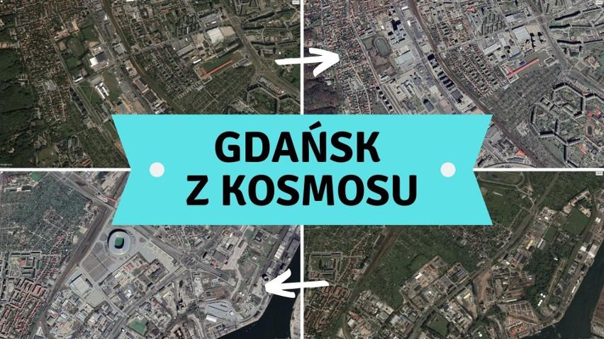 Gdańsk rozwija się bardzo szybko i dynamicznie. Zdjęcia...