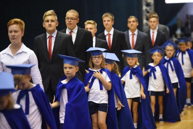Wojewódzkie Rozpoczęcie Roku Szkolnego 2015/16 odbyło się w Sosnowcu