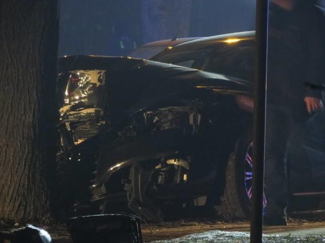 Wypadek z udziałem premier Beaty Szydło