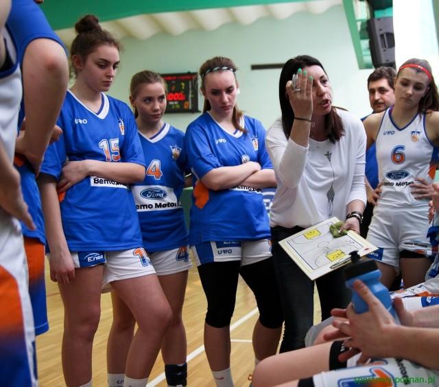 Monika Sibora po turnieju w Sokołowie Podlaskim może być dumna ze swoich podopiecznych