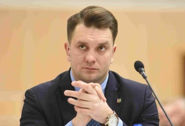 """Łukasz Mejza: - Stowarzyszenie """"Centrum"""" ma być silnym ośrodkiem eksperckim"""