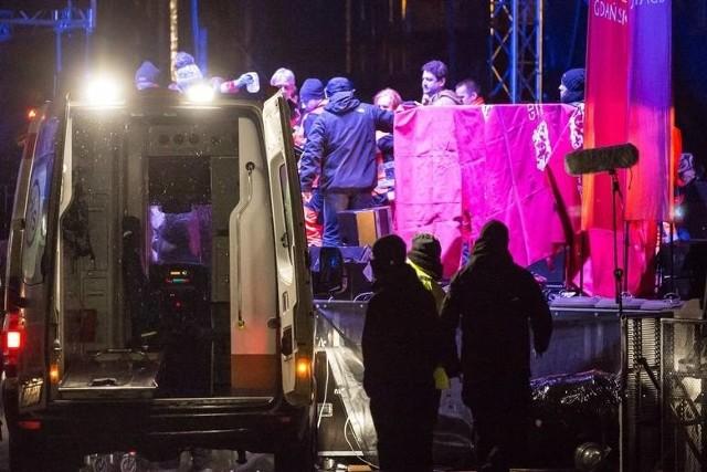 Zabójca Adamowicza był poczytalny? Rok to za mało, by to ustalić. Trwa śledztwo