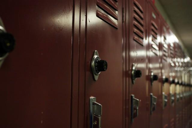 Na czwartek dyrektorka szkoły zapowiedziała spotkanie z uczniami