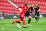 Widzew Łódź - GKS Jastrzębie 2:0 ZDJĘCIA, WYNIK Nieskuteczni jastrzębianie przegrali z Widzewem grającym w dziesiątkę