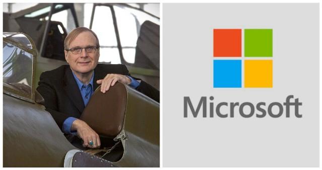 Paul Allen nie żyje. Był współzałożycielem Microsoftu. O śmierci Paula Allena poinformowała rodzina za pośrednictrwem firmy Vulcan Inc.