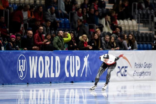 Adrian Wielgat na dystansie 1500 metrów uplasował się najwyżej z reprezentantów Polski